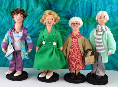 The Cast of Golden Girls