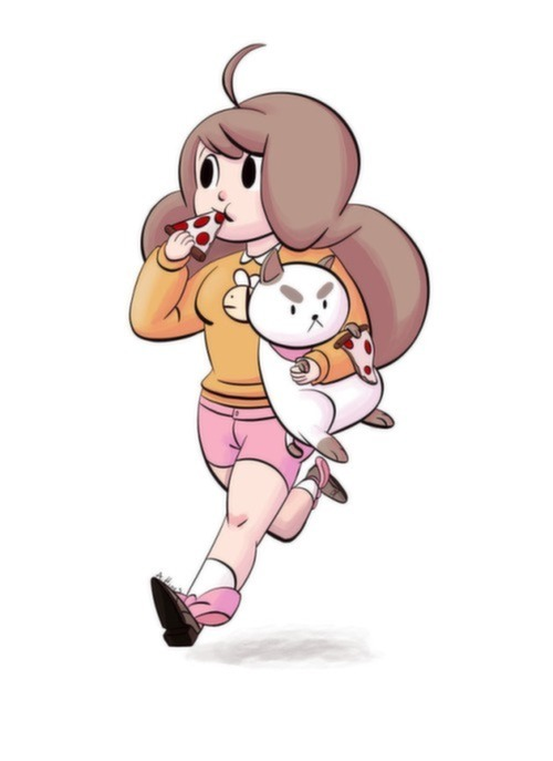 bee and puppycat photo 1