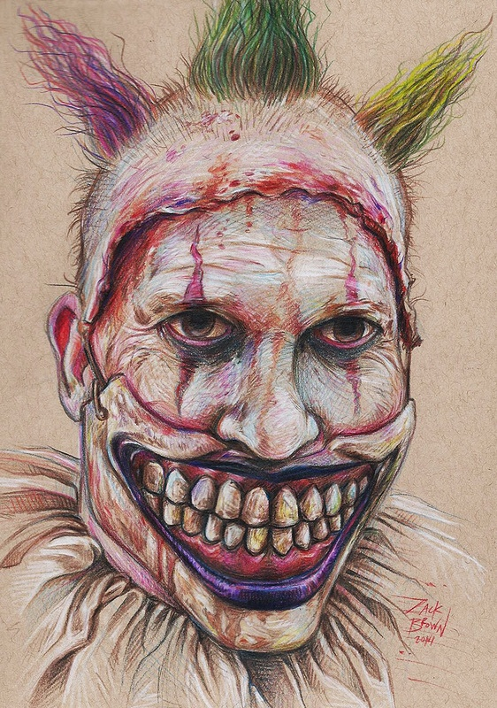 clown freakshow