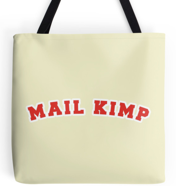 mail kimp by jamescroft 2