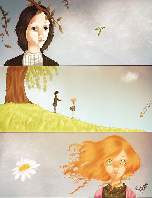 lily and snape   firts meeting by koonitchi-d412wff