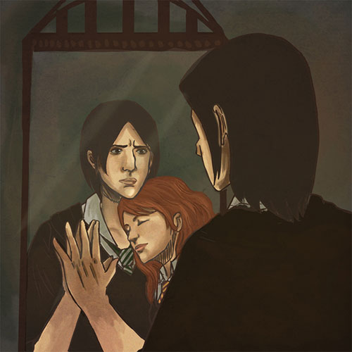 Severus Snape Was The Christian Grey Of Harry Potter
