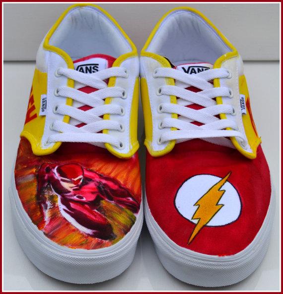 vans flash